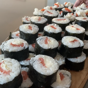 The 7-Ingredient Seattle Roll
