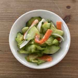 4-Ingredient Cucumber Salad (Sunomono)
