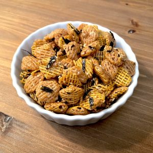 Asian Inspired Snack Mix (sweet)